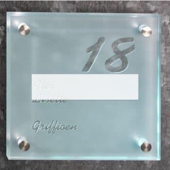 Gematteerd glas 15 mm