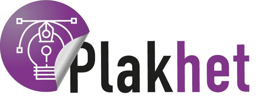 Plak Het Logo